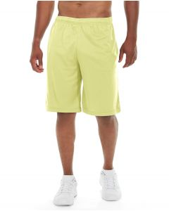 Torque Power Short-34-Yellow