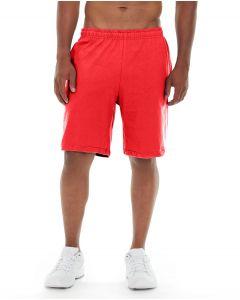 Arcadio Gym Short-33-Red