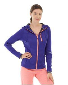 Daphne Full-Zip Hoodie-L-Purple